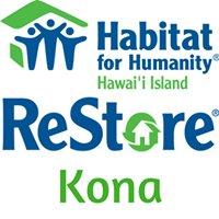 Habitat for Humanity Hawai'i Island ReStore Kona