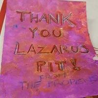 The Lazarus Pit Comics