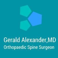 Gerald Alexander, MD – Orthopaedic Spine Surgeon
