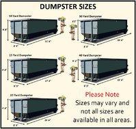 Sun City West Dumpsters