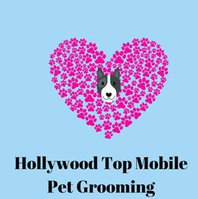 Mobile Dog Grooming Hollywood