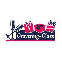 Gravering glass