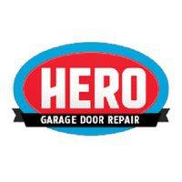 Hero Garage Door