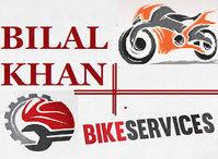 Bilal khan motor cycle service