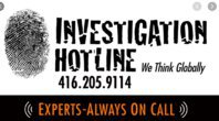 Investigation Hotline Canada Inc.