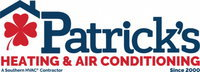 Patrick's Heating & Air Conditioning