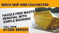 Birch Skip Hire Colchester