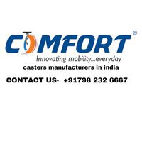 Comfort Castors (Castors & Trolley Wheels)