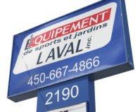Equipement Laval (De Sports Et Jardins) Inc