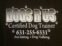 Dogs R Us Obedience Training