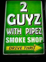 2 Guyz with Pipez