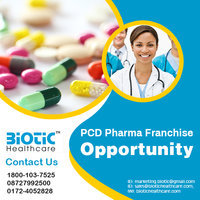 PCD Pharma Franchise Company - Biotic Healthcare