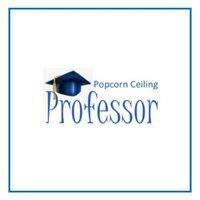 Popcorn Ceiling Professor Toronto