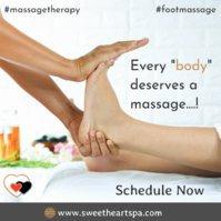 Sweet Heart Spa Massage Center In Sheikh Zayed Road