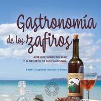 Gastronomía de los zafiros