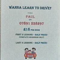 Wanna Learn to Drive?'