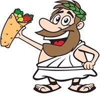 Greek Burrito