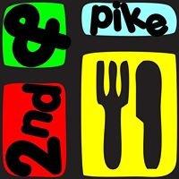 2nd and Pike Street Food Pod