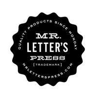 Mr. Letter's Press