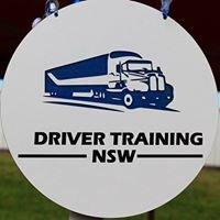 Driver Training  NSW