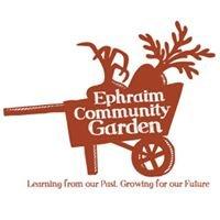 Ephraim Community Garden