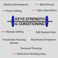 Keys Strength & Conditioning