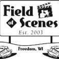 Field of Scenes Drive-In Movie Theatre