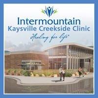 Intermountain Kaysville Creekside Clinic