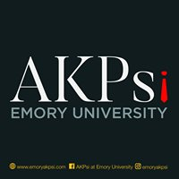 AKPsi at Emory University
