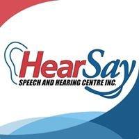 HearSay Speech and Hearing Centre