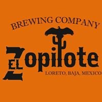 El Zopilote  Brewing Co. Loreto, Baja Mexico