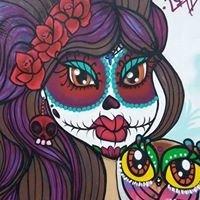 Lola Cauchick- Tatuagem e Graffiti