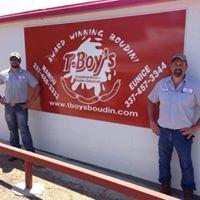 T-Boy's Boudin & Cracklins