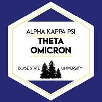 Alpha Kappa Psi - Theta Omicron