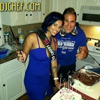 DJ CHEF Fab 40th Birthday Cooking Parties Long Island NJ Connecticut