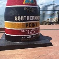 Southernmost Point in the US, Key West, FL