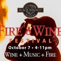 Black Walnut Winery's Fire & Wine Festival