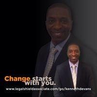 Legalshield Independent Associate - Kenny Evans