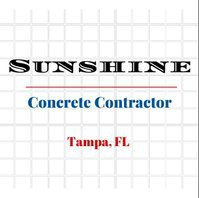 Sunshine Concrete Contractors Tampa