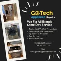 Appliance Repair Edmonton - GoTech Appliance Repairs