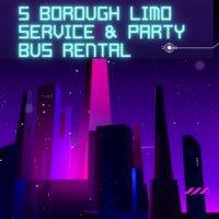 5 Borough Limo Service & Party Bus Rental