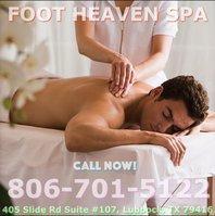 Foot Heaven Spa