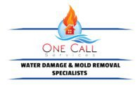 One call services water damage experts
