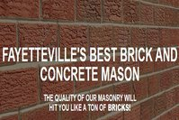 Fayetteville Brick Mason Pros