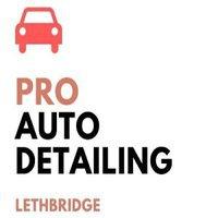 PRO Auto Detailing Lethbridge