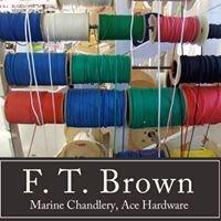 FT Brown Hardware