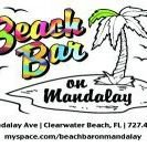 Beach Bar on Mandalay