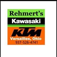 Rehmert's Kawasaki Ktm
