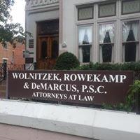 Wolnitzek, Rowekamp & DeMarcus PSC