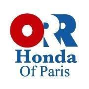 Orr Honda Paris